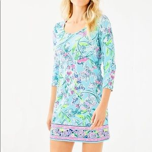 Never worn Bali Blue Lilly Pulitzer beacon dress